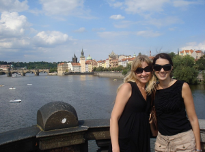 What time is it in Prague? Prague is the ideal vacation spot for a Girl's getaway. The location, food, and people are amazing.