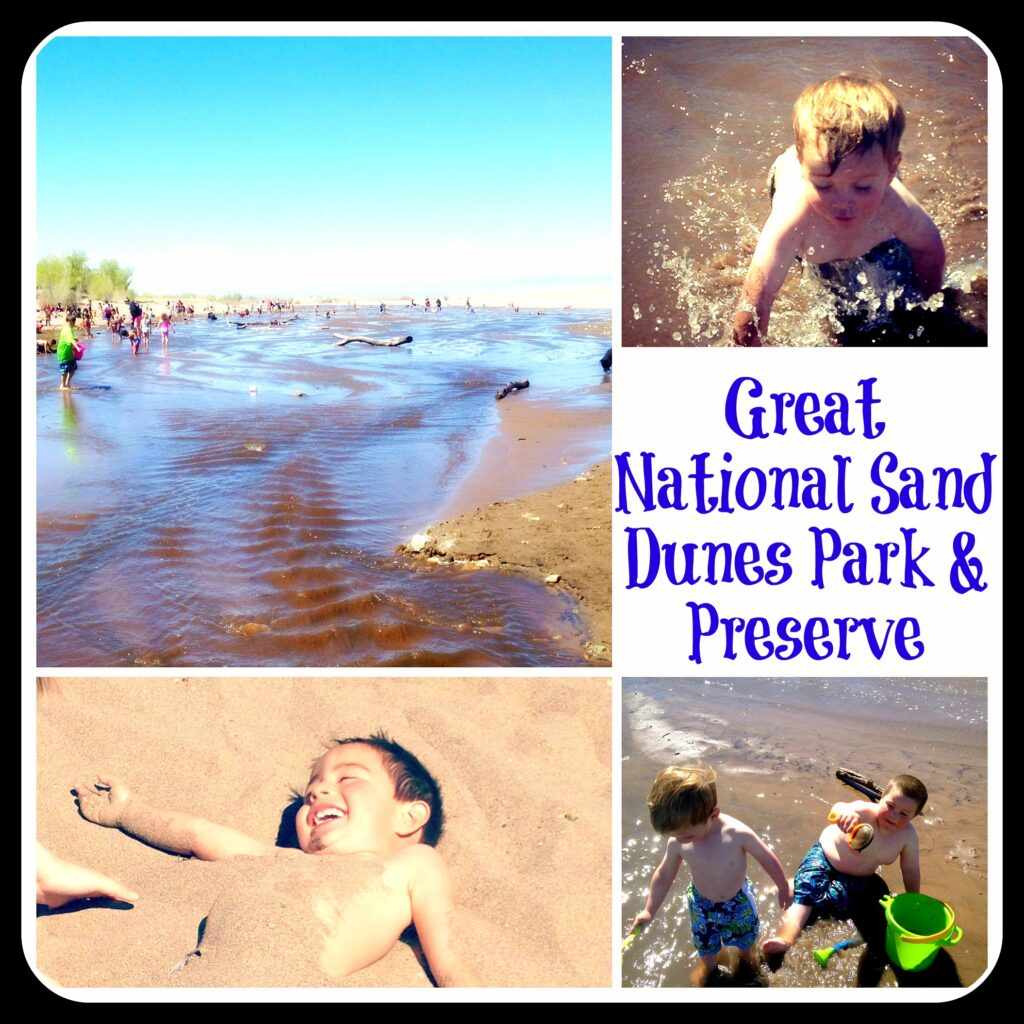 Great National Sand Dunes Park & Preserve