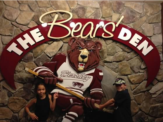 hershey lodge dining the bears den hershey pa