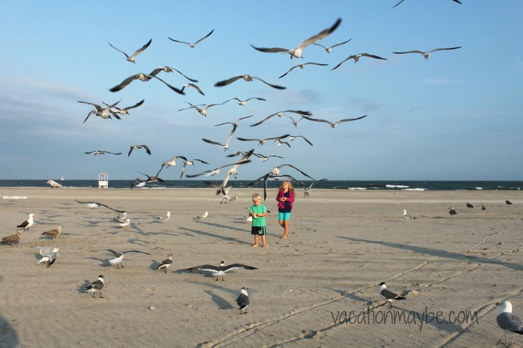 Brigantine Beach New Jersey