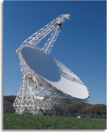 Our visit to the NRAO in Green Bank, WV National Radio Astronomy Observatory in Green Bank, West Virginia