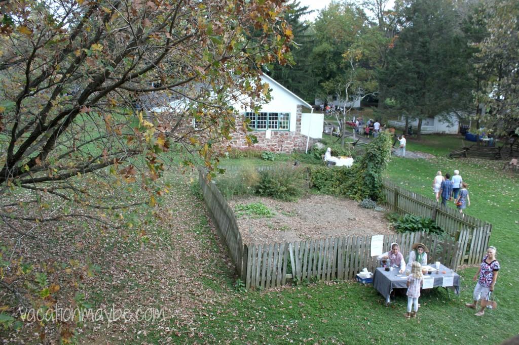 Hans Herr House Garden