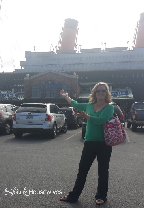 Titanic Museum Pigeon Forge Tennessee