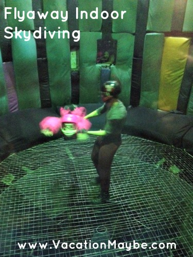 Come Fly With Me At Flyaway Indoor Skydiving In Pigeon Forge Tn