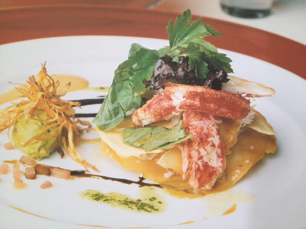 Recipe-king-crab-salad