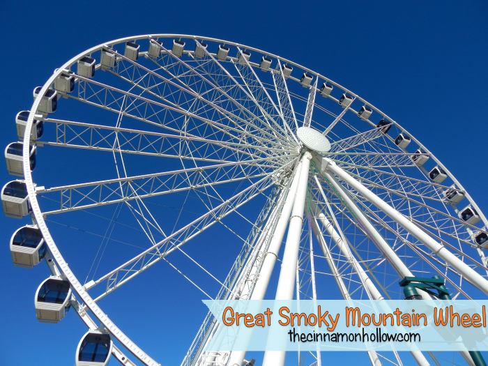 The Island Pigeon Forge Height Of Ferris Wheel
