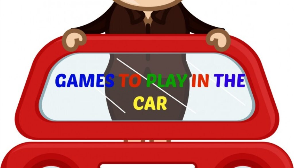 travel games ot play in the car