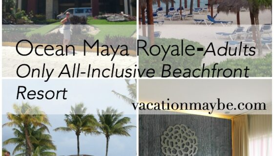 Ocean Maya Royale Collage