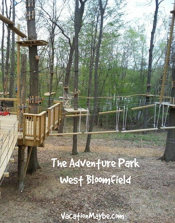 The adventure park west bloomfield 1
