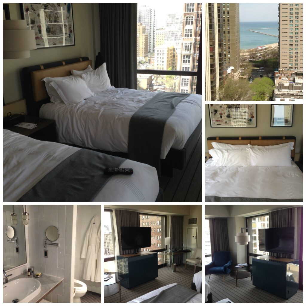 Thompson Chicago, luxury and style in Chicago's Gold Coast