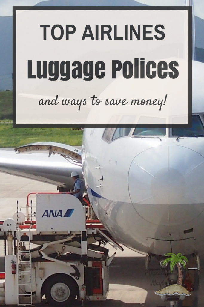 Luggage Size Policies vary from airline to airline. These travel tips are going to make it easy for you to know what you can carry on your next flight!
