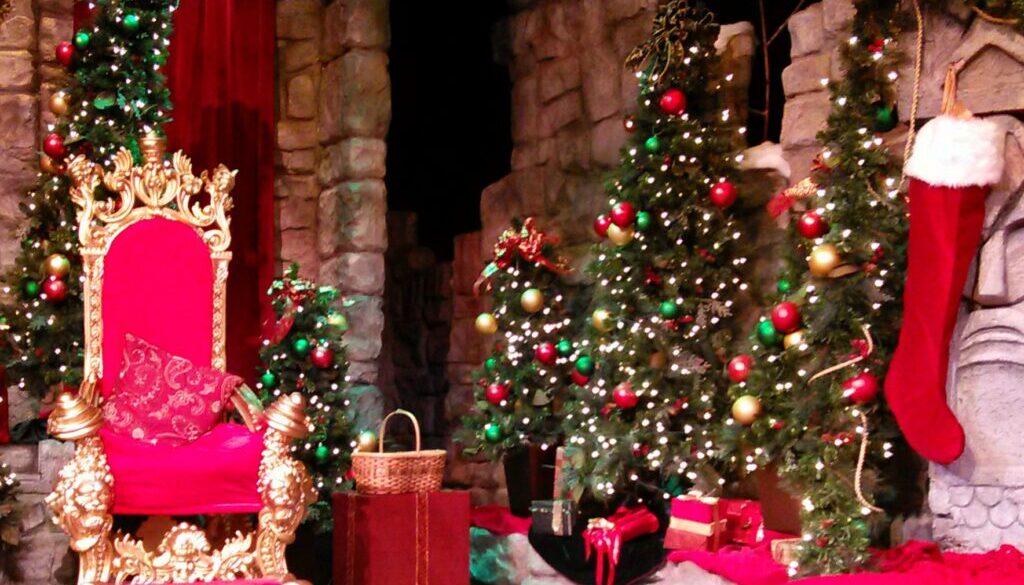Busch Gardens Christmas Town Williamsburg VA
