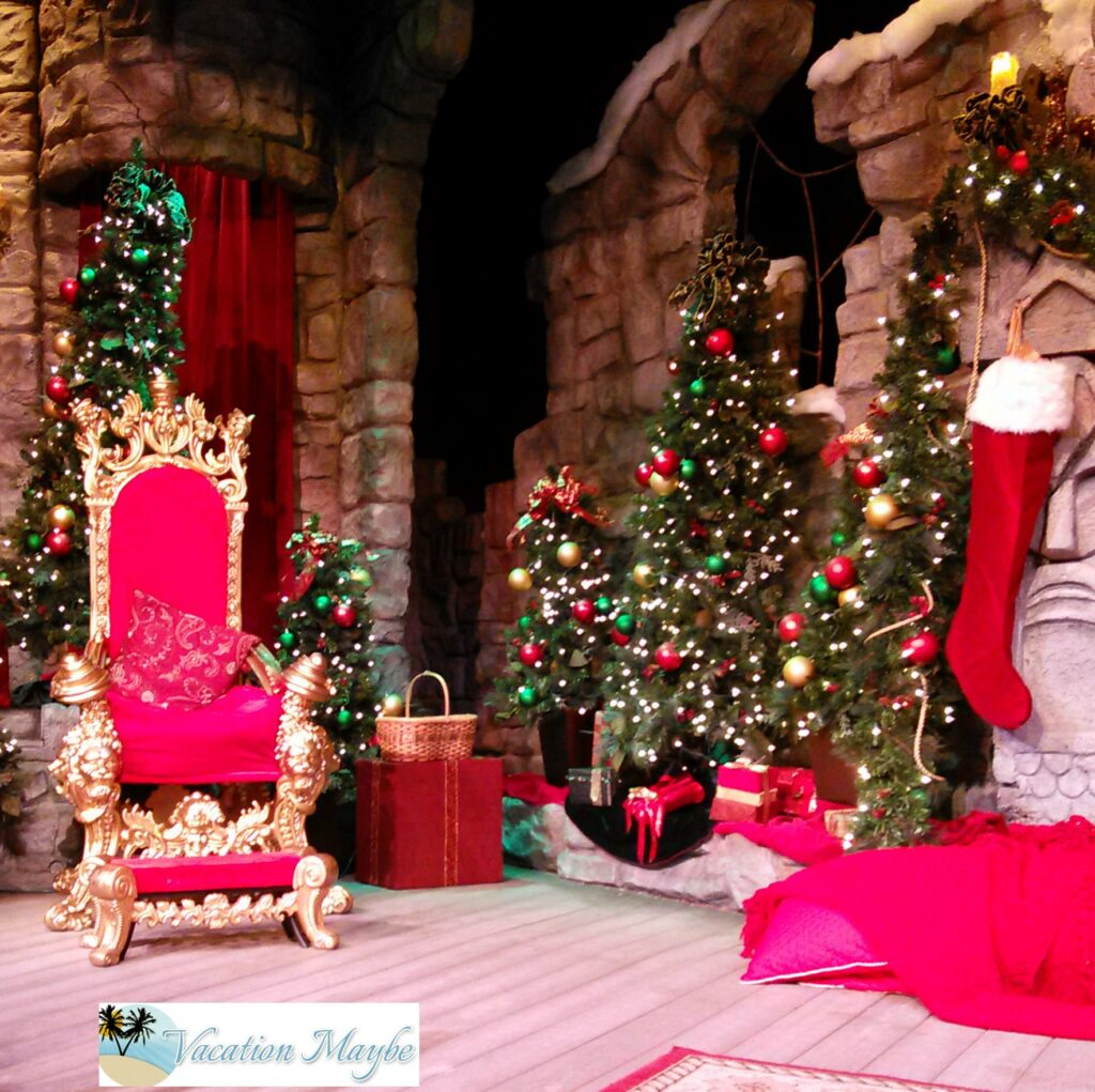 Busch Gardens Christmas Town - vacationmaybe.com