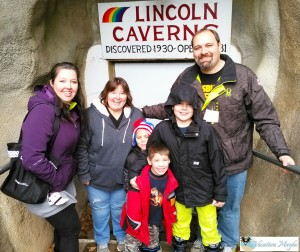 Lincoln Caverns 9