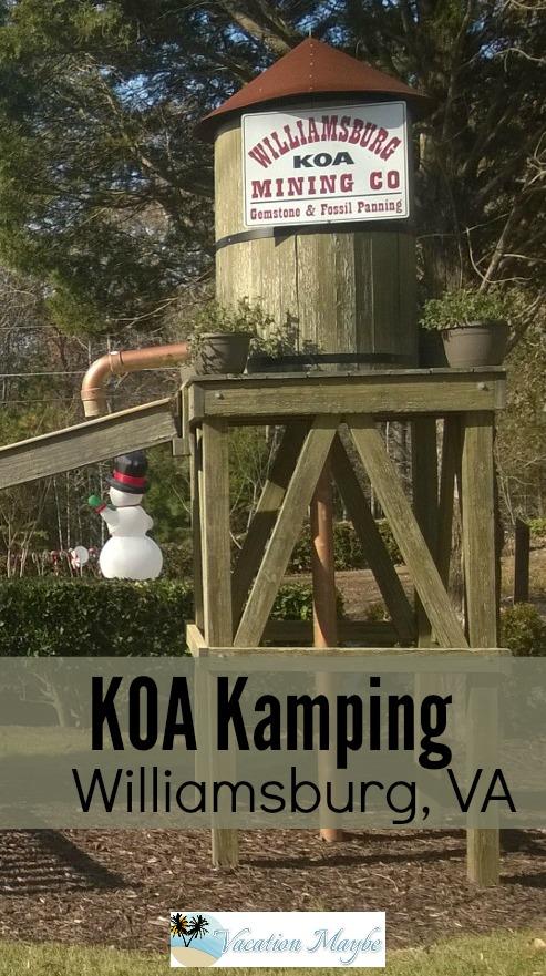 williamsburg koa
