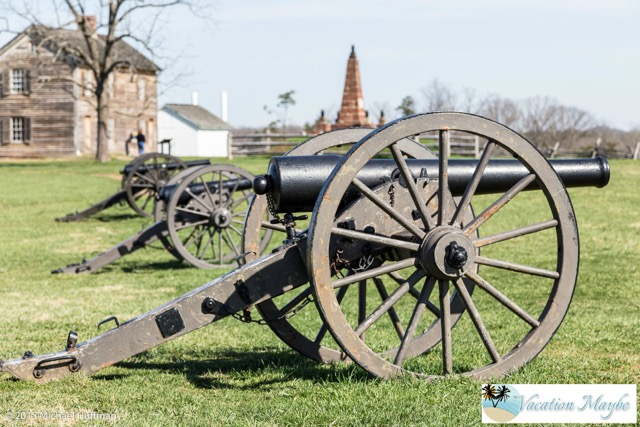 Visit Manassas National Battlefield Park -  the site of the first battle in the Civil War.
