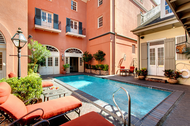 Dauphine Hotel – New Orleans Hotel Collection.
