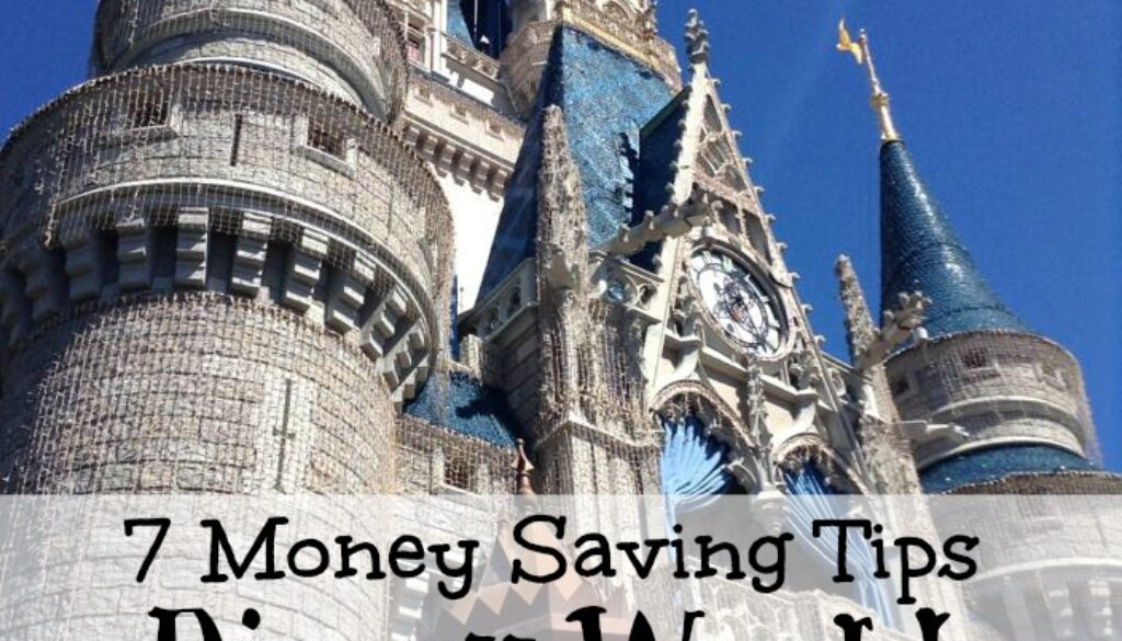 Want to save some money opn your next trip to Disney? We have 7 tricks to saving money at Disney