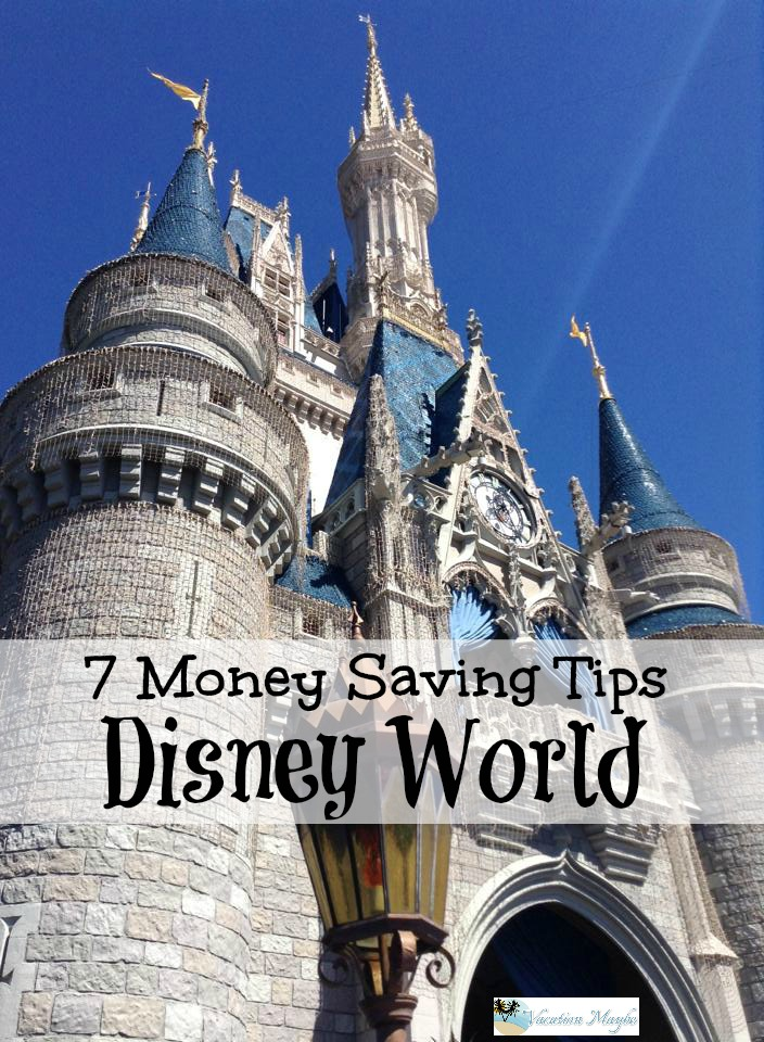 Want to save some money on your next trip to Disney? We have 7 money saving tips