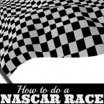 How to do a Nascar Race With Your Daughter