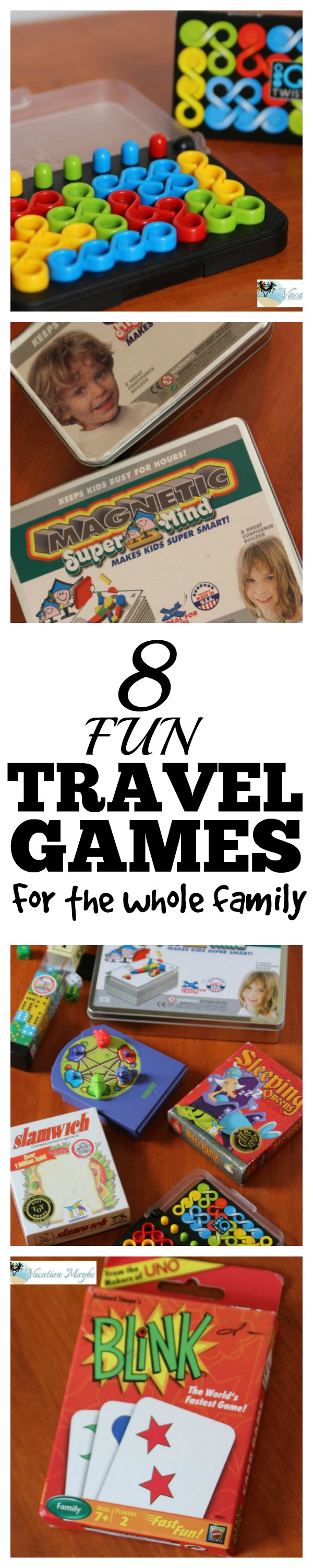 Travel Games for the whole family