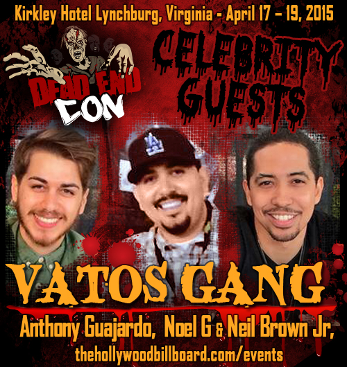 Calling all Walking Dead Fans Dead End Con is coming to Lynchburg V