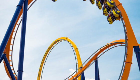 Kings Dominion Spring Bloom Festival of events is for the whole family, thrill seekers included.