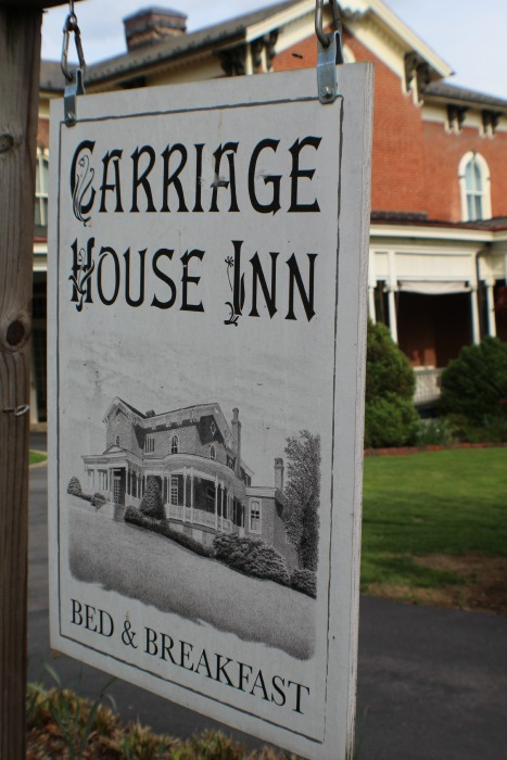 Carriage House Inn Bed and Breakfast in Lynchburg, VA