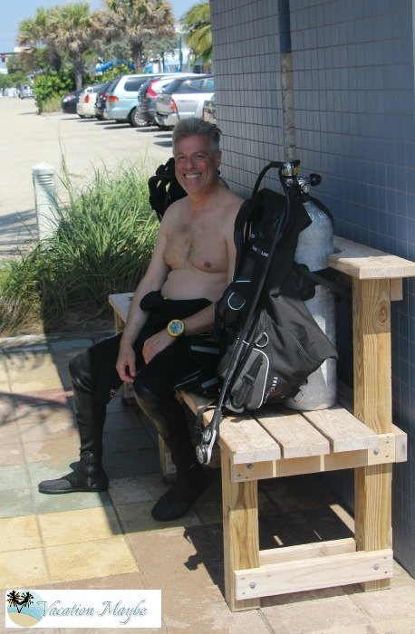 10 signs you know you are in LBTS divers bench