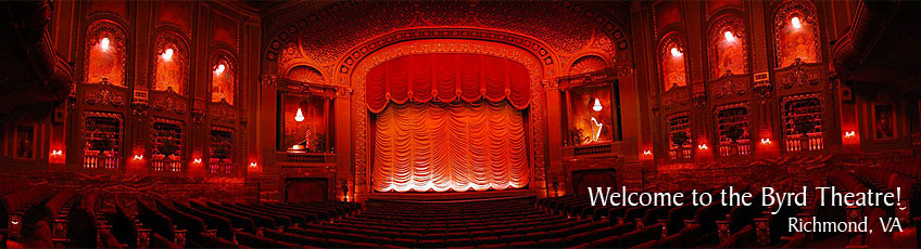 Make the Byrd Theatre part of your Richmond, VA Staycation!
