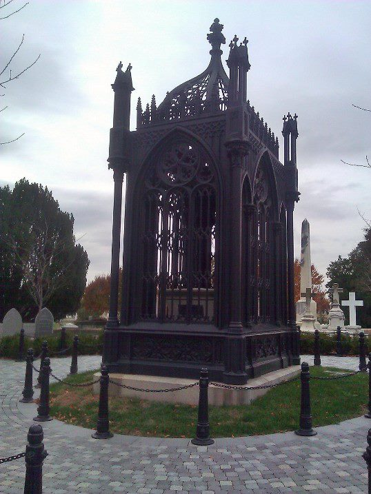 President Monroe is buried in Hollywood Cemetery