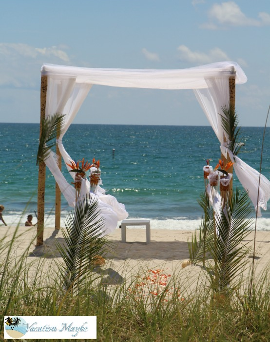 10 Signs you are in LBTS beach weddings