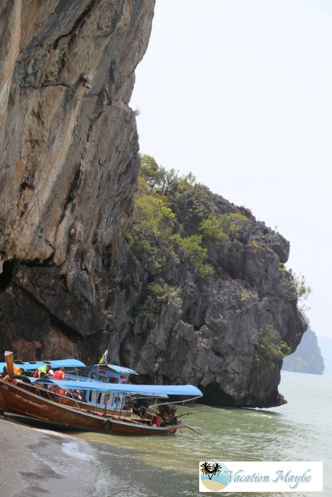 James Bond Island boat tour