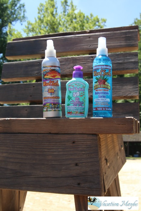 Reef Safe Sunscreen at Fairystone State Park