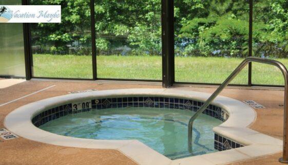 Staybridge Suites Hot Tub Daytime
