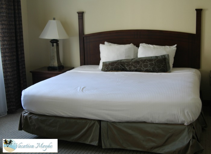 Staybridge Suites King Size Bed