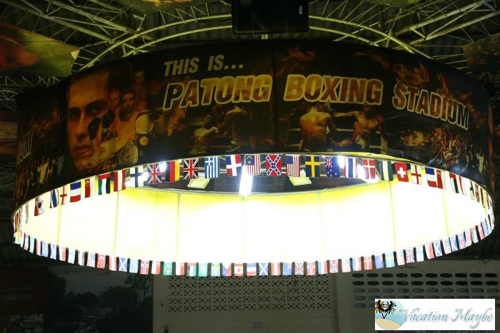 Thailand Kickboxing Stadium