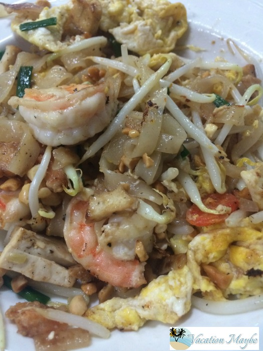 Cooking in Thailand Pad Thai