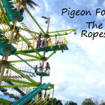 The Island Ropes Course Pigeon Forge