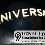 9 Travel Tips for Universal Studios Orlando
