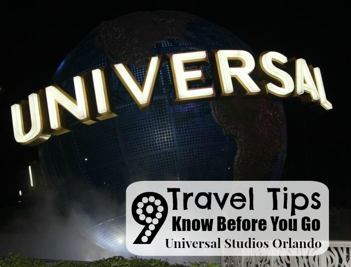 Universal Studios Orlando 9 travel tips that you should know before you go