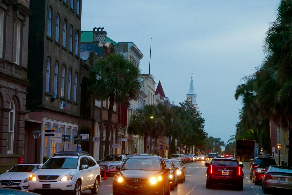 Visit Charleston SC it is a walking city