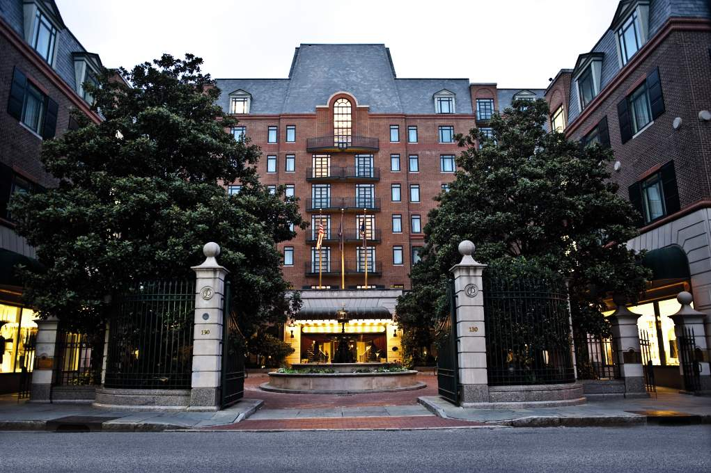 Visit the Belmond when you visit Charleston SC