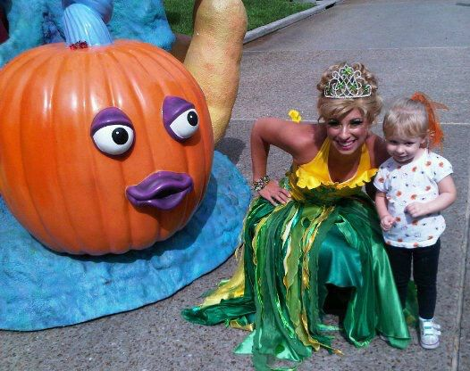 Halloween Fun at Sea World Orlando