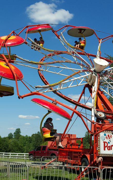 How to save money at the state fair ride