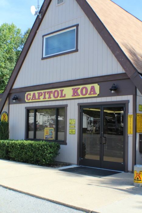Capitol KOA General Store and Camp Office