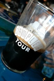 Brew Bus South Florida Sampler Tour Tasting Glass