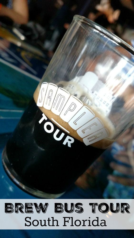 Brew Bus Tour South Florida