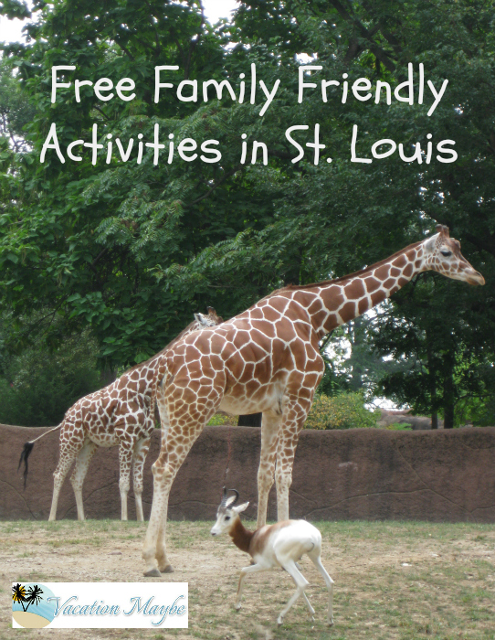 Family Friendly and Free Activities in St. Louis