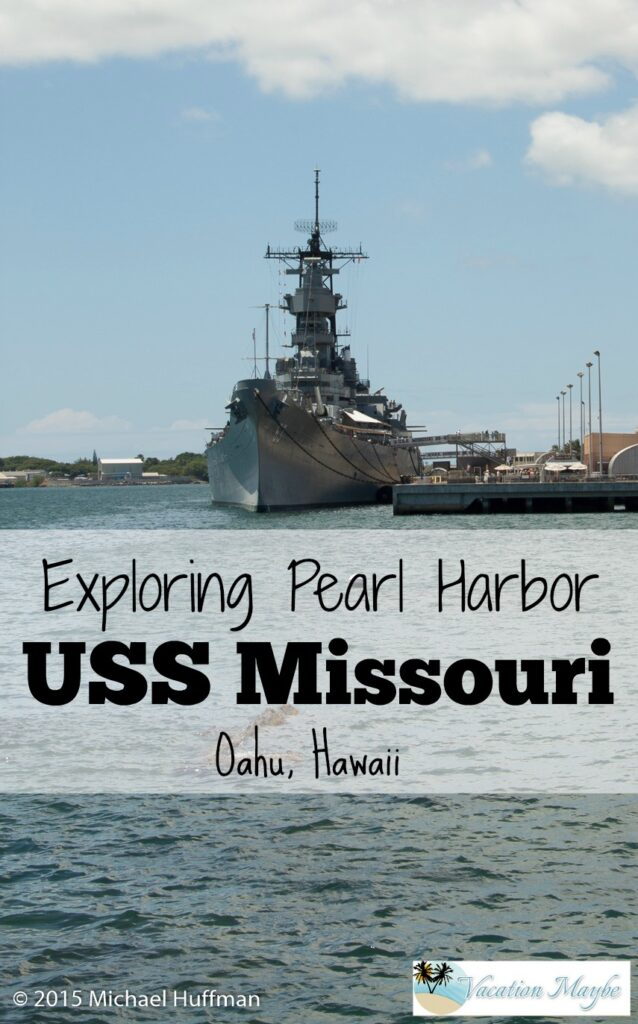 Most people know to check out Pearl Harbor and the USS Arizona when they visit Hawaii, but did you know you could find even more history? You can also visit the USS Missouri.